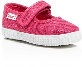 Cienta Girls' Sparkle Mary Janes - Baby, Walker, Toddler, Little Kid