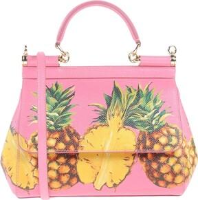 Dolce & Gabbana Handbags - PINK - STYLE