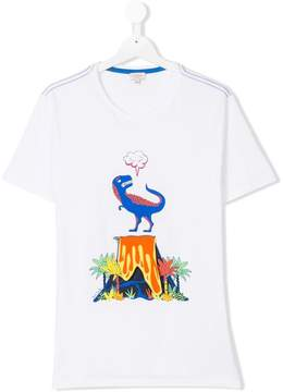 Paul Smith TEEN dinosaur print T-shirt