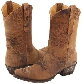Old Gringo Leopartido 10 Cowboy Boots
