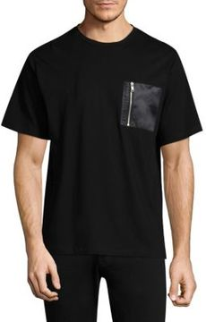 Ovadia & Sons Crewneck Cotton Tee