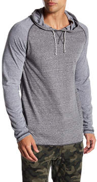 Burnside Long Sleeve Heathered Hoodie
