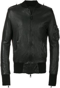 Giorgio Brato bomber style jacket