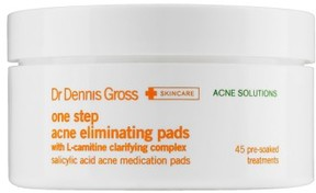 Dr. Dennis Gross Skincare One Step Acne Eliminating Pads - 45 Applications