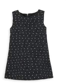 Isabel Garreton Baby's Dotted Shift Dress