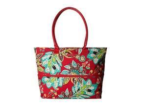 Vera Bradley Lighten Up Expandable Travel Tote Tote Handbags