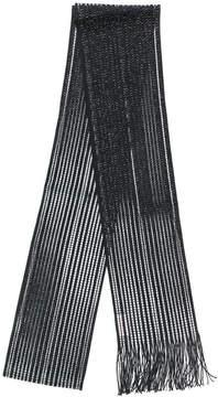 Chloé slim lurex scarf