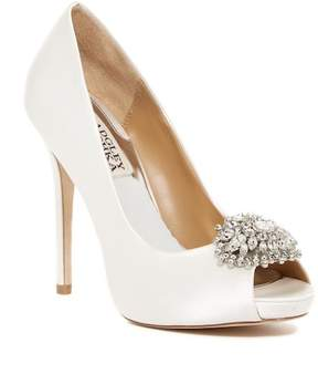 Badgley Mischka Jeannie d'Orsay Pump - Wide Width Available
