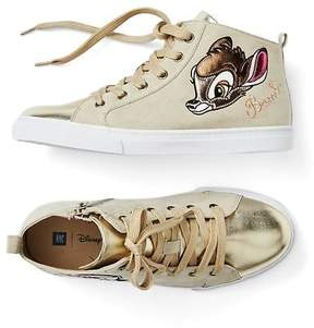 Gap GapKids | Disney Bambi hi-top sneakers
