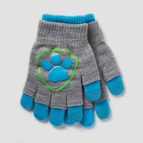 Nickelodeon Boys' PAW Patrol Gloves - Gray
