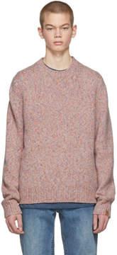 Rag & Bone Pink Lucas Sweater