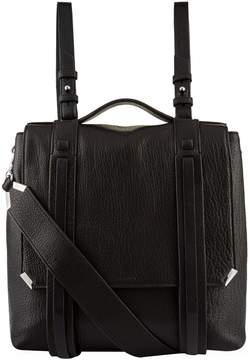 AllSaints Leather Vincent Backpack