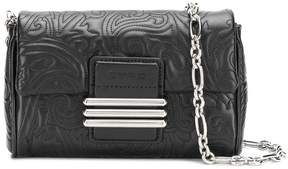 Etro quilted clutch bag