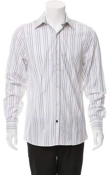 Louis Vuitton Striped Button-Up Shirt w/ Tags