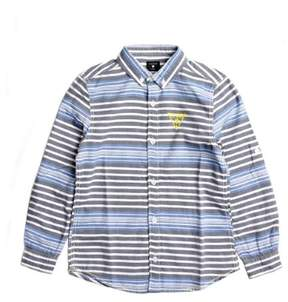 GUESS Boy's Long-Sleeve Striped Shirt (8-18)