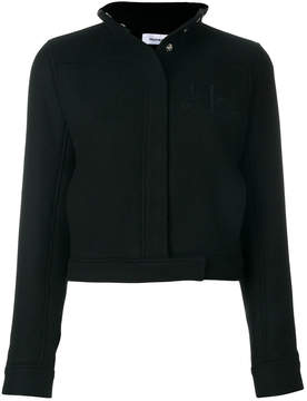Courreges classic fitted jacket