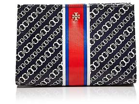 Tory Burch Gemini Link Triangle Cosmetic Case