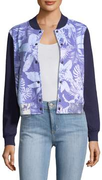 Sol Angeles Women's Botanical Print Jacket