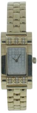 Corum 18K Yellow Gold Diamond 18mm x 33mm Watch