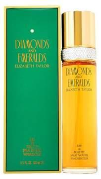Elizabeth Taylor Diamonds and Emeralds by Eau de Toilette Women's Spray Perfume - 3.3 fl oz
