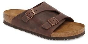 Birkenstock Men's Zurich Slide Sandal