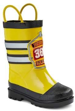 Western Chief Toddler Boys' Firechief Rain Boot