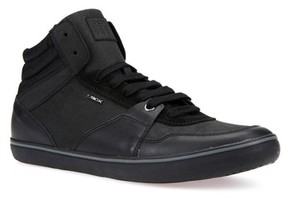 Geox Men's Box 31 High Top Sneaker