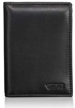 Tumi Men's 'Delta - Id Lock' Shielded L-Fold Id Wallet - Black