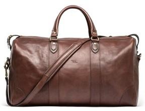 Rodd & Gunn Leather Duffel Bag - Brown