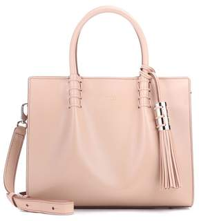 Tod's Mini Shopping leather shoulder bag