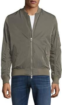 J. Lindeberg Men's Marky Taff Bomber Jacket