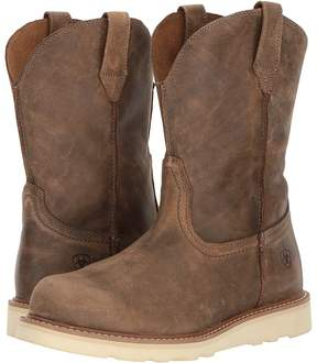 Ariat Rambler Recon Round Toe Cowboy Boots