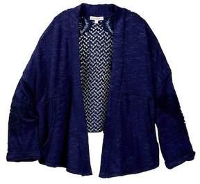 Ella Moss Perrie Loose Knit Wrap (Big Girls)