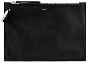 A.L.C. Joni Leather Clutch