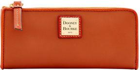 Dooney & Bourke Oberland Zip Clutch - HONEY - STYLE