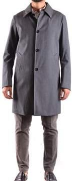 Allegri Men's Grey Polyester Coat.
