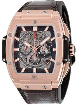 Hublot Spirit of Big Bang Automatic Skeleton Dial Men's Watch