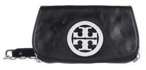 Tory Burch Leather Logo Crossbody Bag