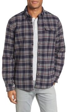 Barbour Men's Hamilton Regular Fit Faux Fur Lined Shirt Jacket