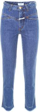 Closed High-waisted Jeans