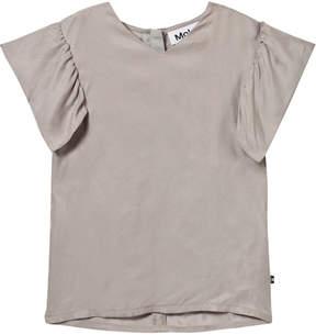 Molo Ramsi Opal Grey Top