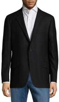 Hickey Freeman Milburn II Notch-Lapel Jacket
