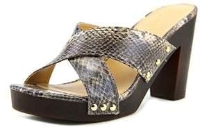 Thalia Sodi Ivanna Women Open Toe Synthetic Multi Color Sandals.