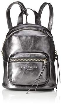 Liebeskind Berlin Women's Jessi Metallic Leather Mini Backpack