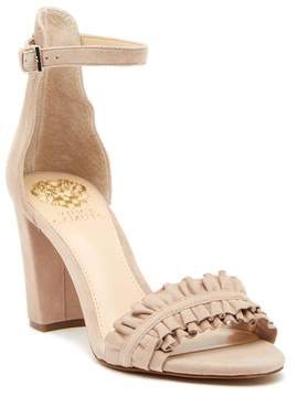 Vince Camuto Cralista Ankle Strap Suede Sandal