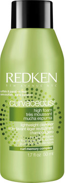Redken Travel Size Curvaceous High-Foam Cleanser