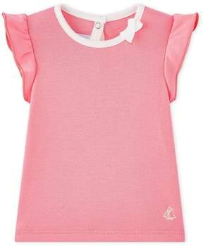 Petit Bateau Baby girl's T-shirt