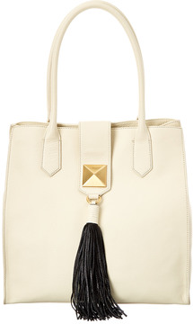 Badgley Mischka Bailey Leather Tote