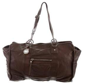 Lanvin Leather Handle Bag