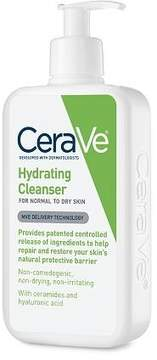 CeraVe Hydrating Cleanser, Normal to Dry